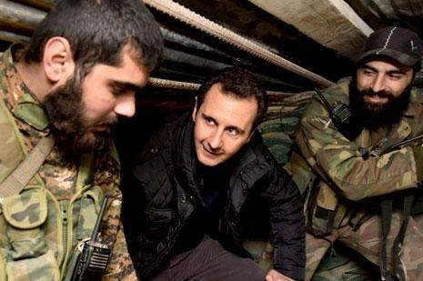 الأسد: التراجع الأميركي بدأ ... لكنه بطيء