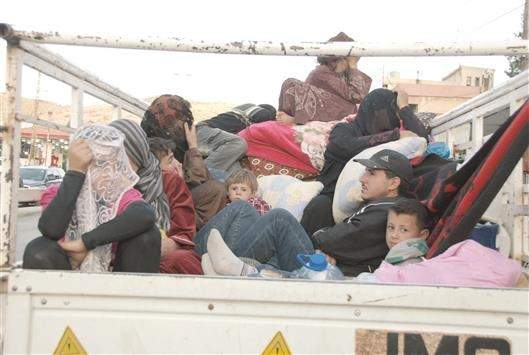 أزمة النازحين السوريين: مخاطر متعددة الأبعاد