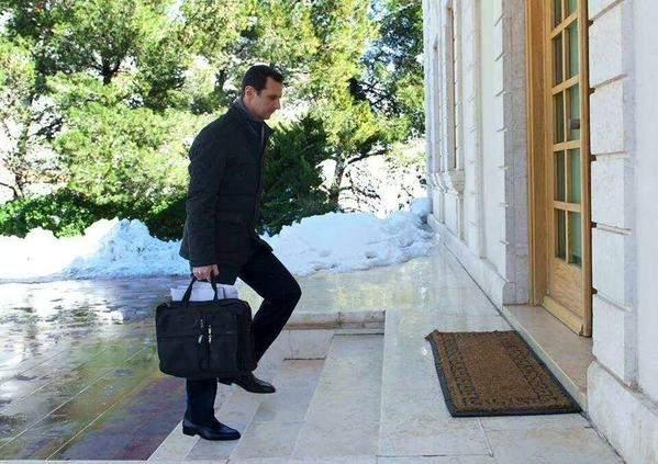 صحيفة الإندبندنت البريطانية تدعو إلى التحالف مع الرئيس الأسد