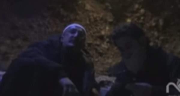 فيديو يظهر لقاءً بين جندي أسير لدى النصرة ووالده