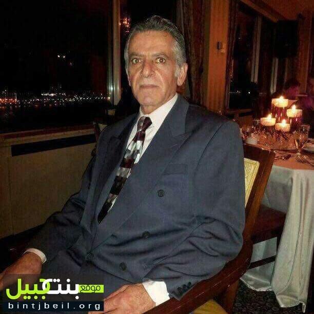 المرحوم بشار عبد الأمير فرج (أبو عبد الأمير) في ذمة الله