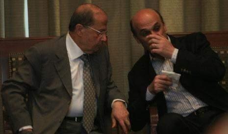 عون وجعجع: قصة 12 جلسة حوارية