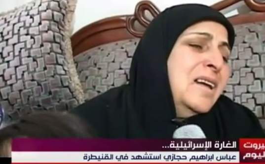 بالفيديو: بعد ساعات على استشهاده .. توفّي والده!