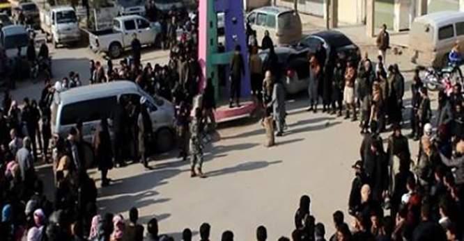داعش يعدم 13 شاباً لأنهم شاهدوا مباراة كرة قدم بين الأردن والعراق