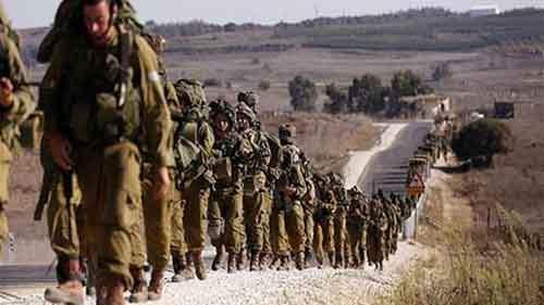 'معاريف' : الجنود 'الاسرائيليون' جوعى على الحدود مع لبنان.. ويطلبون الطعام من 'السكان'