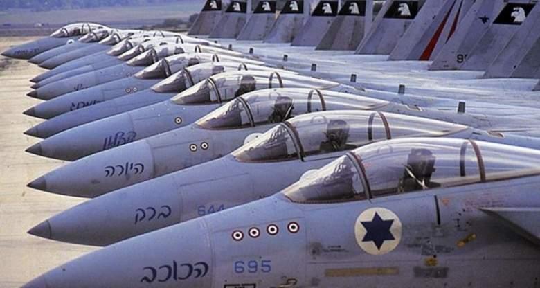 سلاح الجو الإسرائيلي يرفع حالة التأهب.