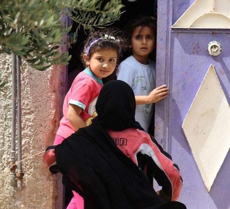 إسرائيل تقود معارك الجنوب السوري