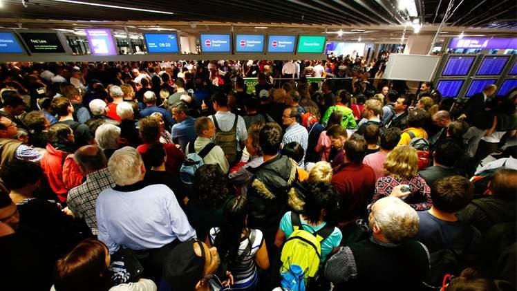 """خطة أوروبا لمكافحة الإرهاب تشمل فحص طلب المسافرين لـ""""وجبات الحلال"""""""