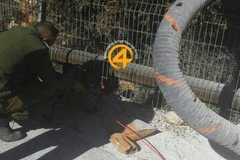 جيش الاحتلال الاسرائيلي يكتشف حفريات عميقة تحت مستوطنة في الشمال قرب اللحدود مع لبنان