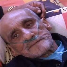بالفيديو.. بين الحياة والموت.. و ما من مستشفى في الجنوب يستقبل العم كمال