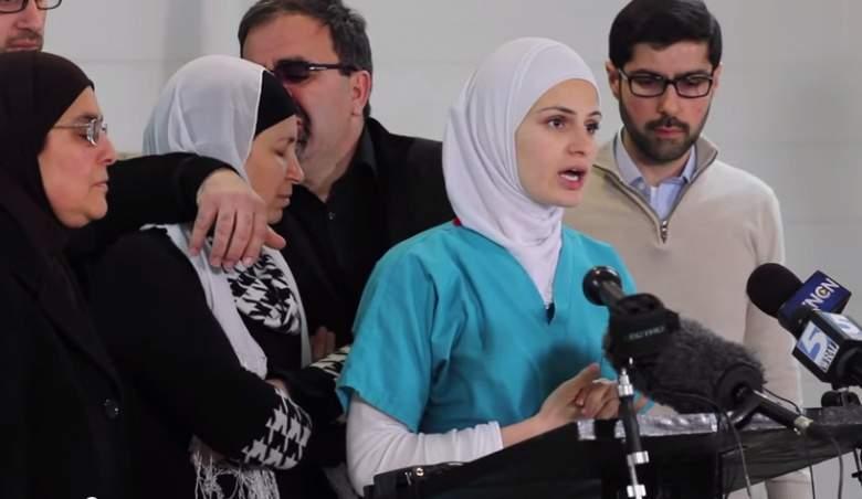 أهالي ضحايا جريمة كارولاينا: إنها جريمة كراهية ونطالب السلطات بالتحقيق