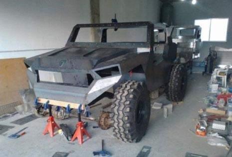 مصنع لإنتاج السيارات اللبنانية؟