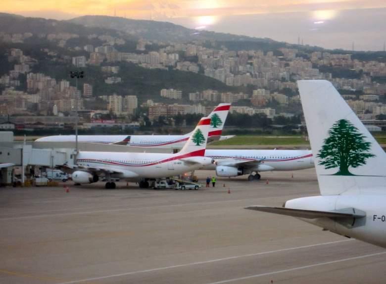 هل يتوقف شحن البضائع من مطار بيروت؟