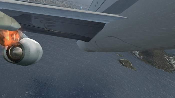 كارثة حقيقية كادت تحصل باحدى الطائرات بعد اقلاعها من مطار بيروت فجر اليوم