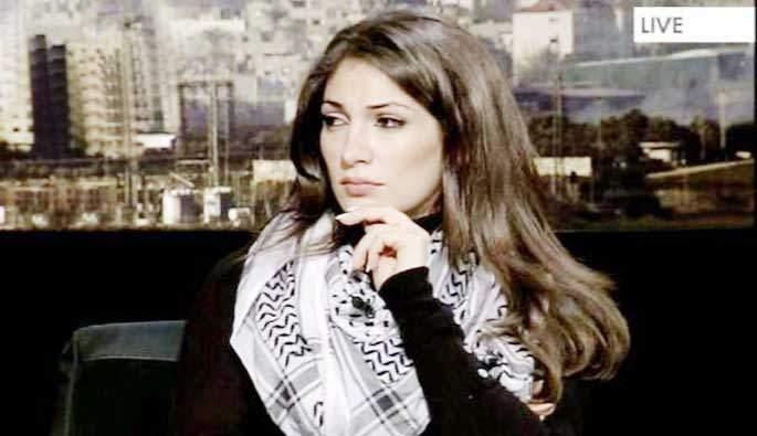 بالصورة.. ديما صادق تهاجم السعودية بسبب الاعتداء على اليمن