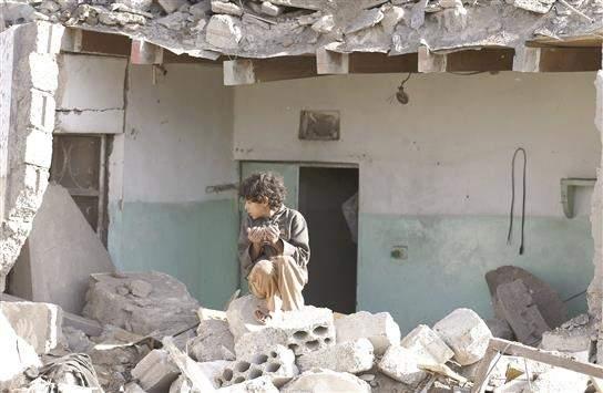 رياح «عاصفة الحزم» تهب على فقراء اليمن