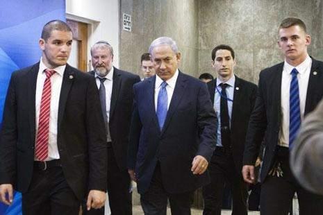 نتنياهو: يجب التصدي لمحور إيران ـ لوزان ـ اليمن