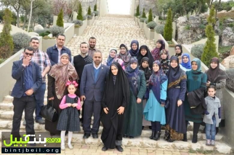 أساتذة معهد الشيخ راغب حرب يكرّمون في عيدهم