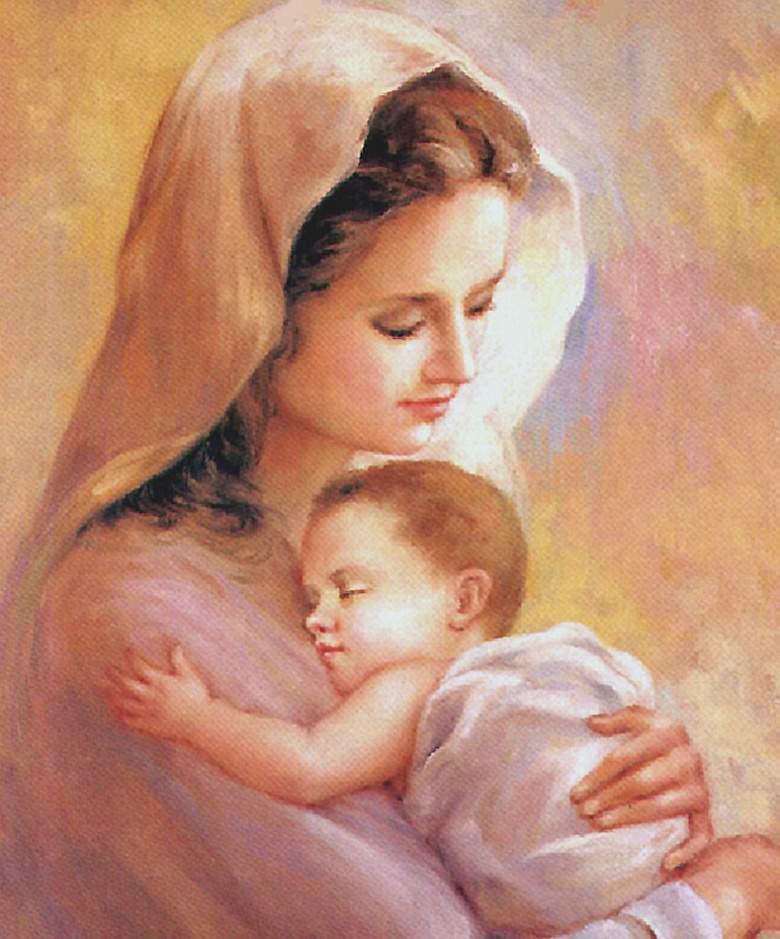 الى أجمل الامهات