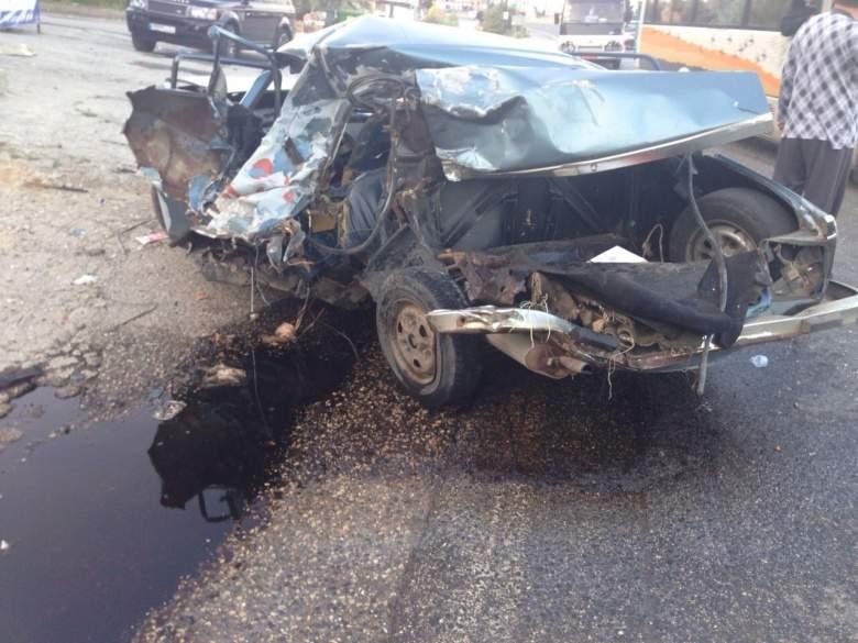 3 جرحى بحادث سير على اوتوستراد حالات