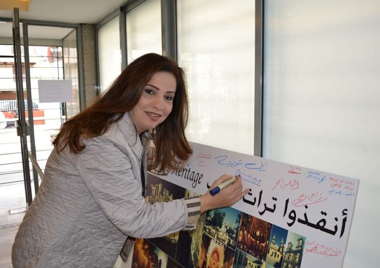 بالفيديو / ماذا قالت الاعلامية مريم البسام بعد اعتكافها في المنزل بسبب الخلاف مع قناة الجديد