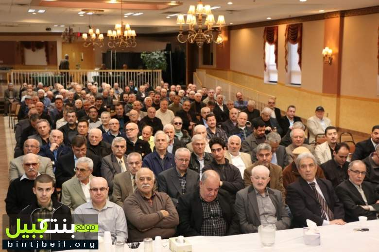 الجالية اللبنانية في ديربون ذكرى أسبوع المرحومة الحاجة سكنة عباس بزي