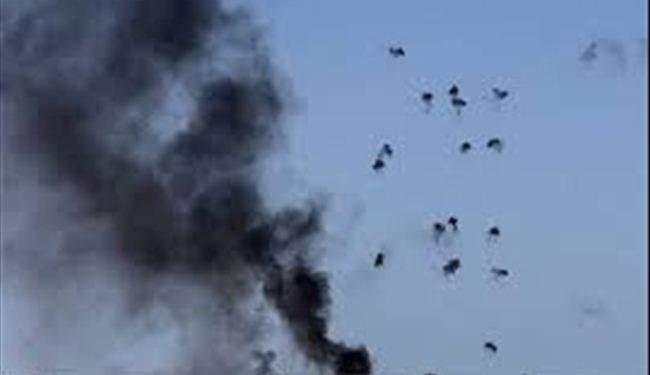 """لغم """"صياد القافز""""؛مفاجأة حرس الثورة لاقتناص المروحيات المهاجمة"""