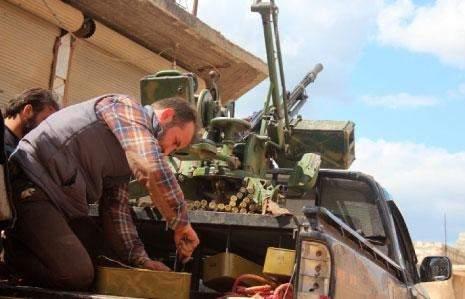 إدلب: الجيش يبدأ عمليته بالسيطرة على 3 قرى