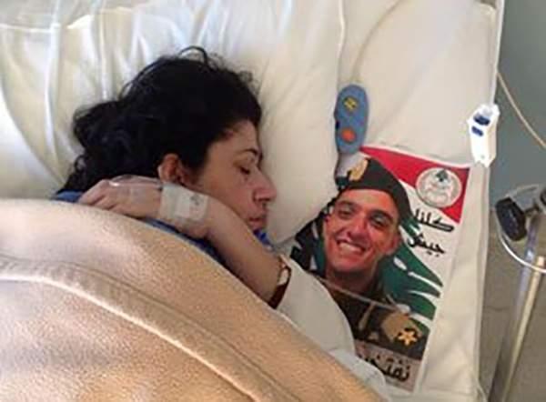 المشنوق يأمر عثمان وعدد من الضباط بالإعتذار من والدة الشهيد الملازم أول نديم سمعان