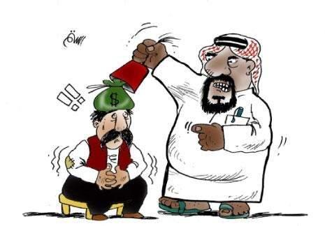 صحافيو آل سعود بانوا على حقيقتهم