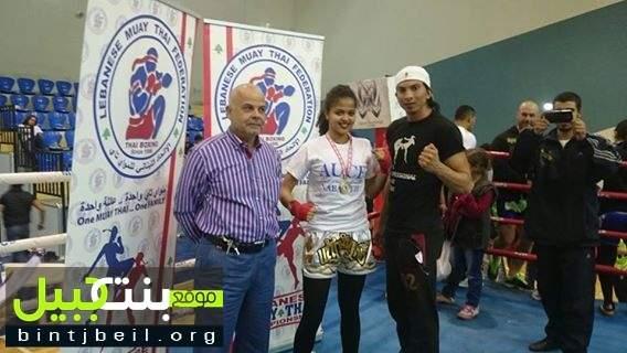 بطولة لبنان للتاي بوكسينغ