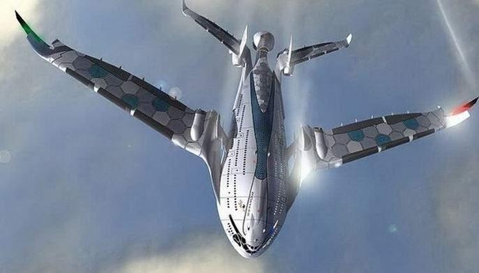 تعرّف إلى الطائرة التي ستسافر فيها مستقبلاً