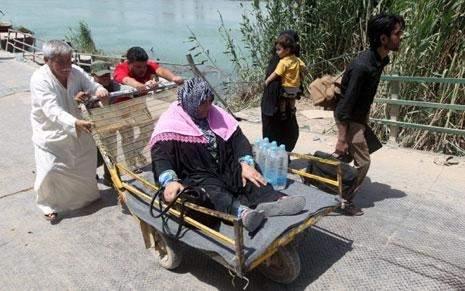العراق: النزوح الأنباري... مأساة برسم «المؤامرة»
