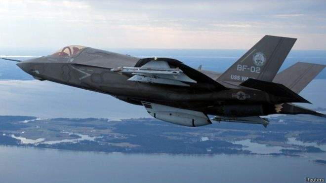 بايدن يعد اسرائيل بتزويدها بمقاتلات F35 العام المقبل