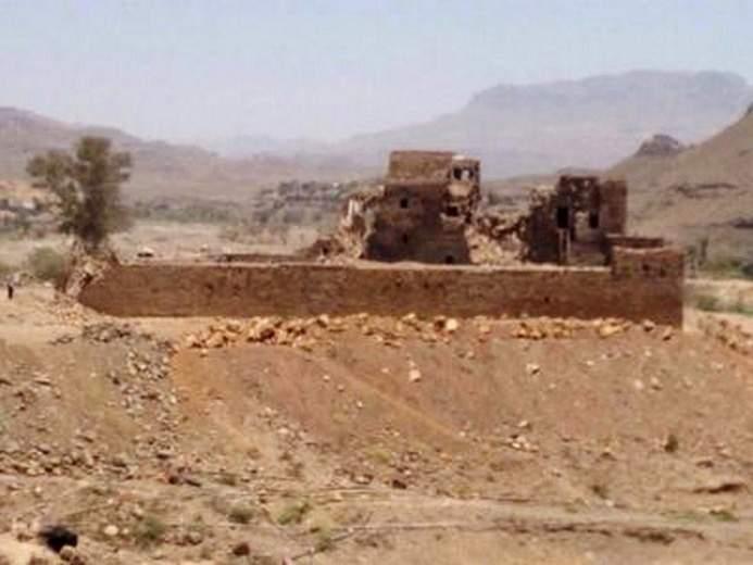 السعودية تدمّر المعالم الأثرية والتاريخية في اليمن...على غرار داعش