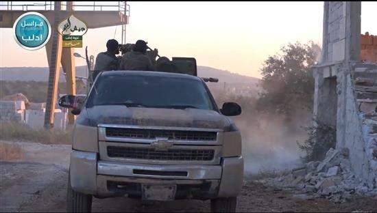 ما لا تعرضه الفضائيّات العربيّة عن معارك إدلب