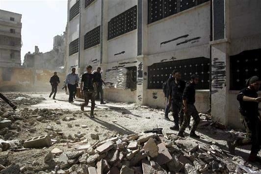 المعارضة السورية إلى مزيد من التشرذم