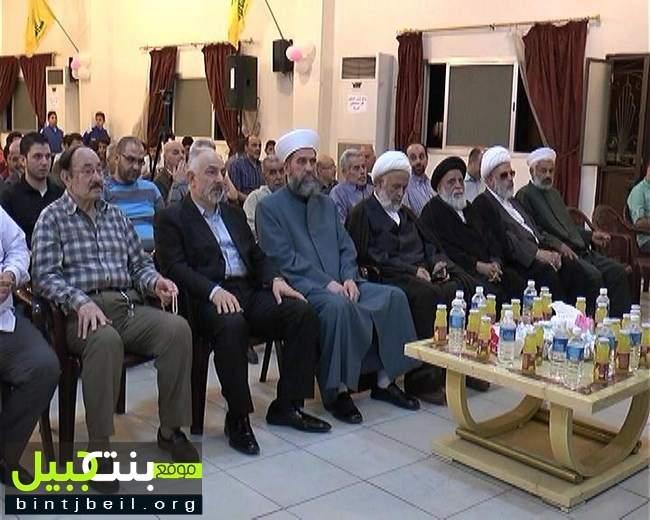 حزب الله احتفل بمناسبة ولادة الإمام علي (ع) في صور