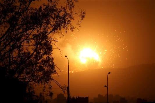 منظمة هيومن رايتس ووتش: السعودية استخدمت ذخائر عنقودية محظورة من صنع أميركي في غاراتها الجوية على اليمن