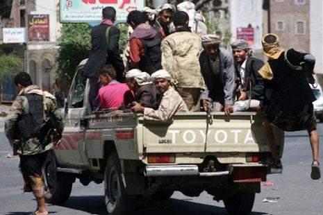 حكاية الإنزال المشبوه في عدن