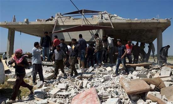 «لا» أميركية تخالف تمنيات «الائتلافيين» وأنقرة / سوريا تحشد في سهل الغاب لمنازلة حاسمة