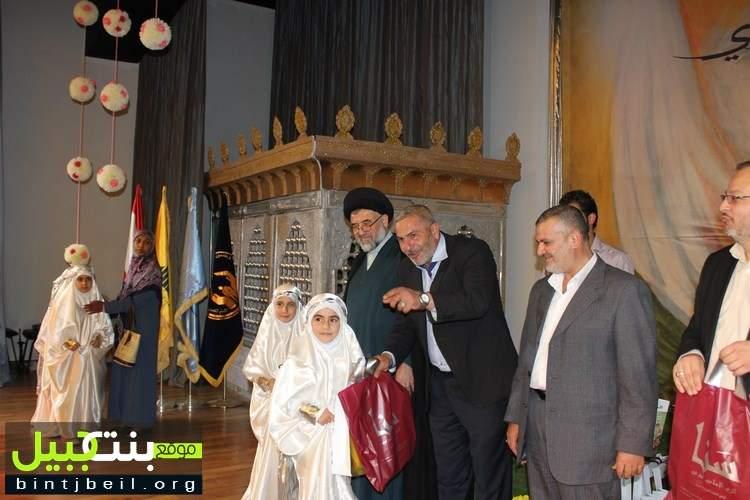 مدارس المهدي(ع) صور والمجال تقيمان حفل التكليف السنوي
