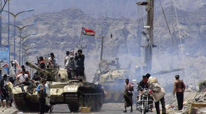 مبعوث اليمن بالأمم المتحدة يطالب بتدخل بري دولي