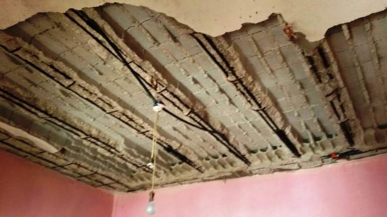 انهيار أجزاء من منزل في ببنين ونجاة سكانه