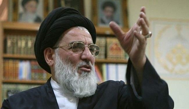آية الله شاهرودي: جرائم آل سعود قد تغير اوضاع المنطقة