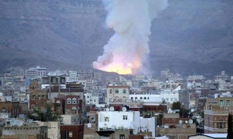 مجزرة في صنعاء بأسلحة محرّمة عشية «الهدنة» اليوم