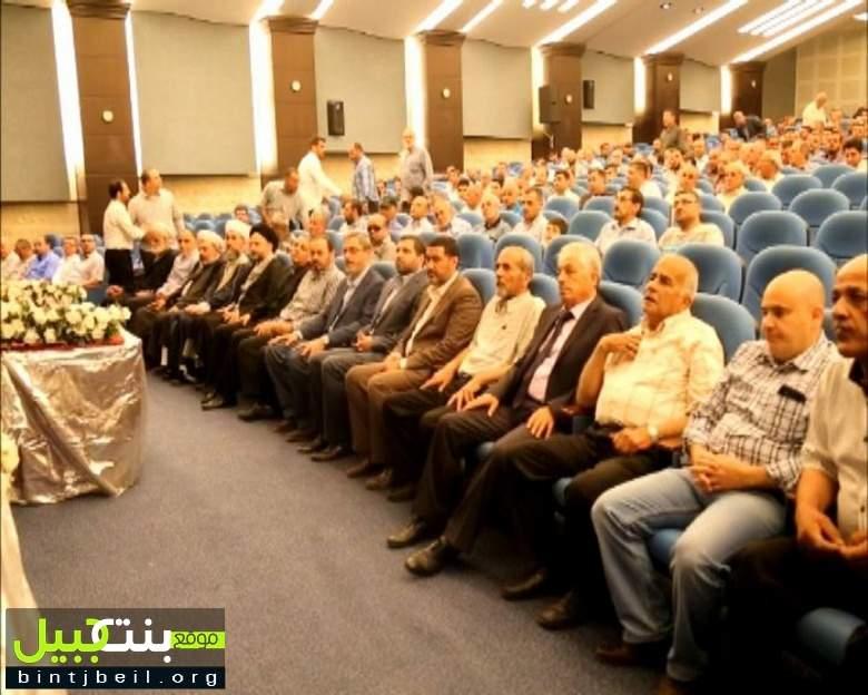 """العرض الاول لفيلم """"السر المدفون"""" في قاعة الاستشهادي احمد قصير في مدينة صور"""