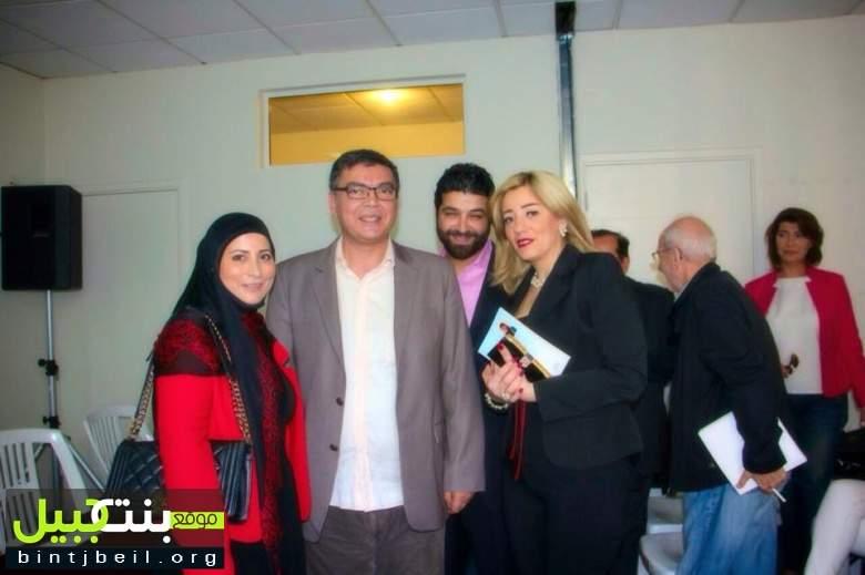 """ندوة  في قصر الأونيسكو حول كتاب """"الفضائيات الإخبارية العربية بين العولمتين"""""""