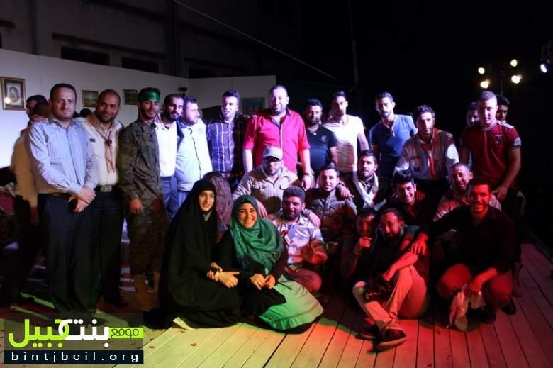 مهرجان حاشد لحركة أمل في بلدة القصيبة بمناسبة عيد المقاومة والتحرير