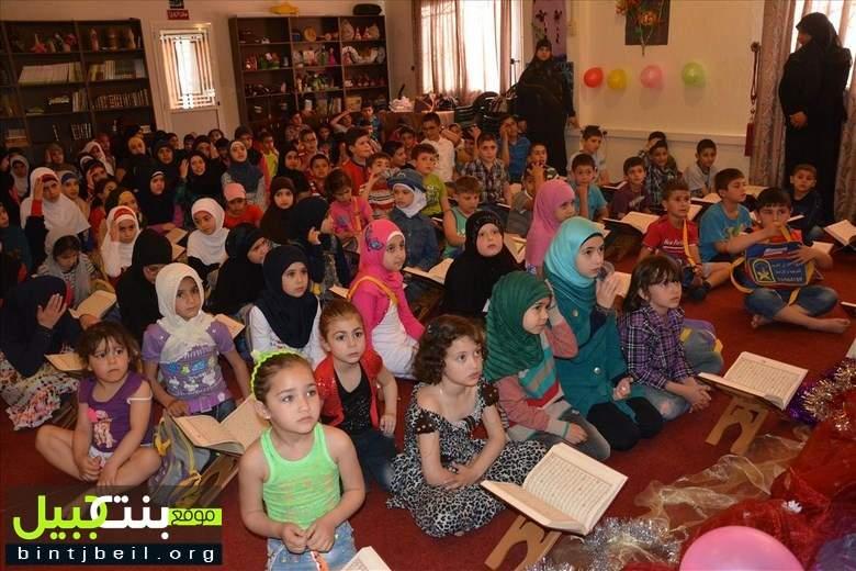 """جمعية القرآن الكريم تقيم """"العصرونية القرآنية الشعبانية"""""""